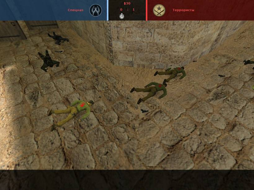 Counter-Strike 1.6 Bloody