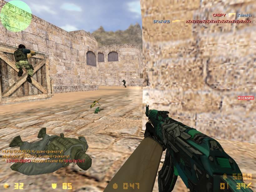 Counter-Strike 1.6 myravei top