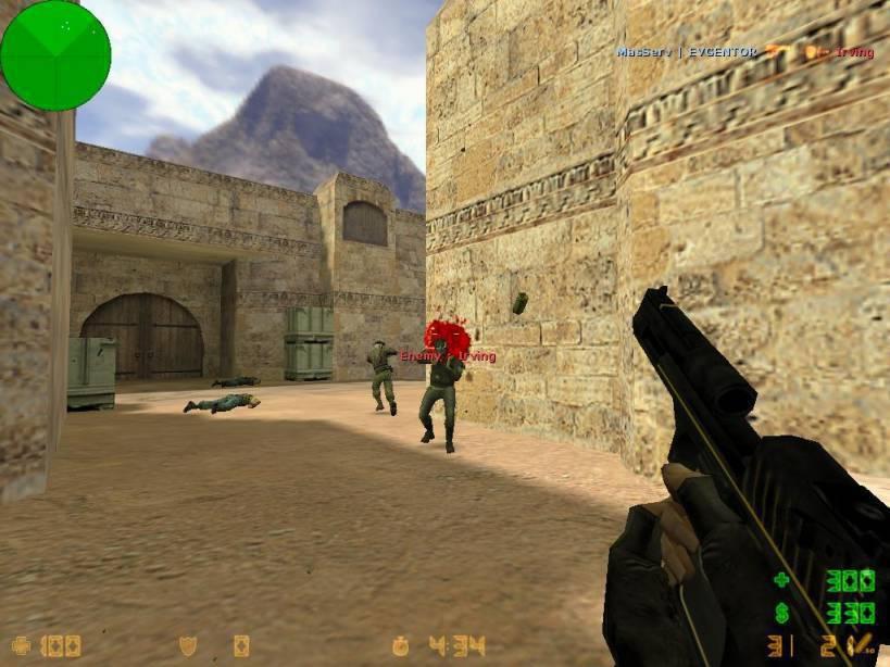 Counter-Strike 1.6 от Evgentor