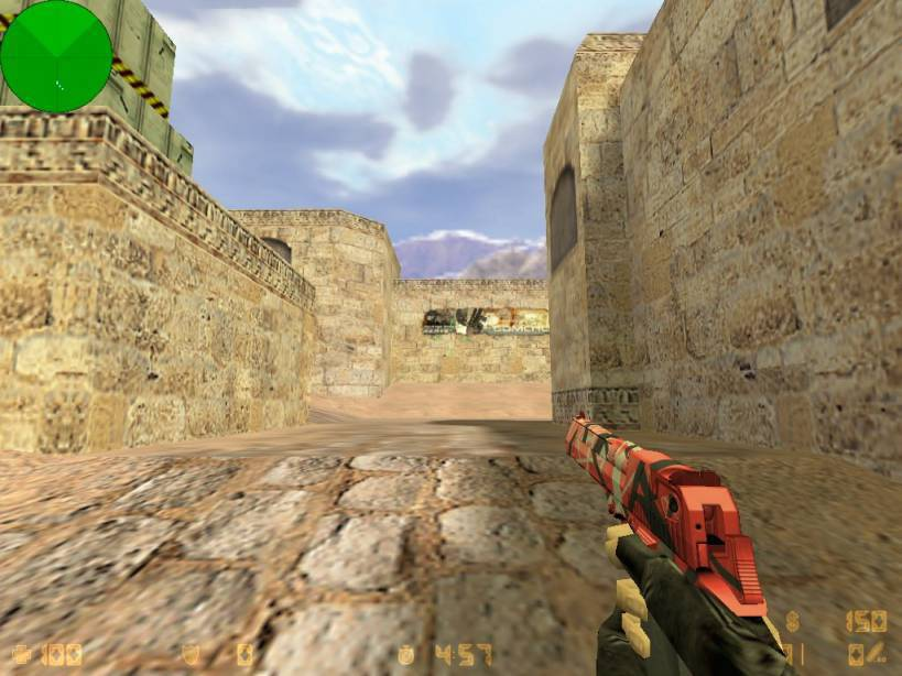 Counter-Strike 1.6 Try