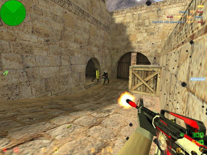 Counter-Strike 1.6 Сантехник