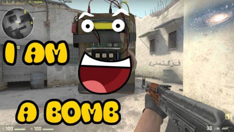 Как ставить и разминировать бомбу в КС + фишки