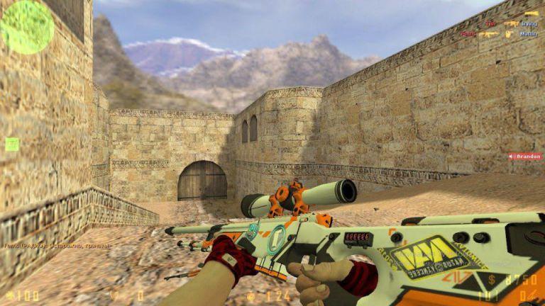Counter-Strike 1.6 Mega Skill 2019