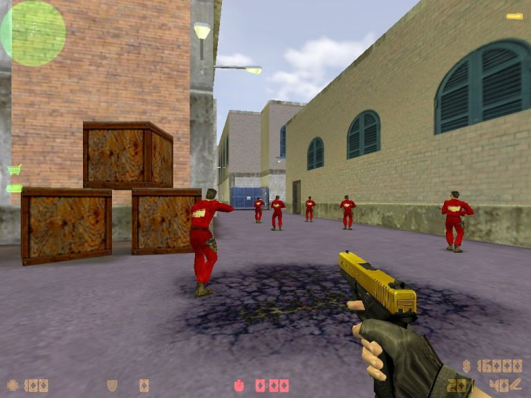 Counter-Strike 1.6 BY FODDY1337