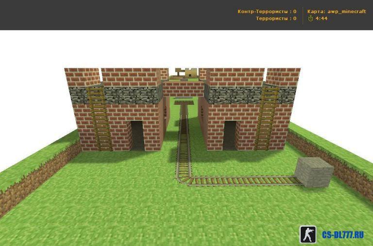 Карта awp_minecraft
