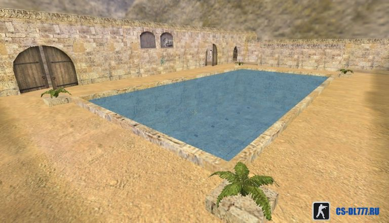 Карта fy_pool_damn_final
