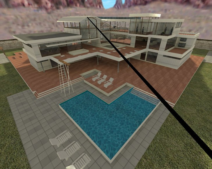 Карта cs_mansion_2013 для CS 1.6