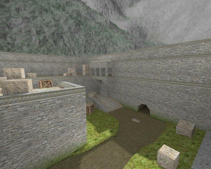 Карта aim_aztec CS 1.6 для CS 1.6