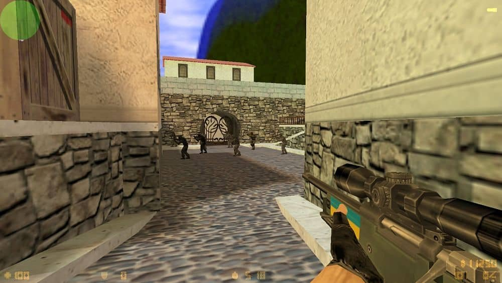 Counter-Strike 1.6 Украина