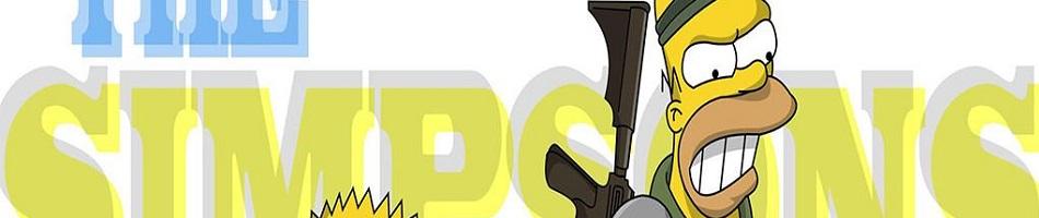Counter-Strike 1.6 Simpsons
